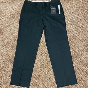 NWT Zac & Rachel professional Slim Ankle Pants 10